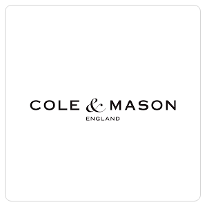 logo cole and mason